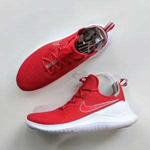 Nike Free TR 8 Ohio State University Red/White